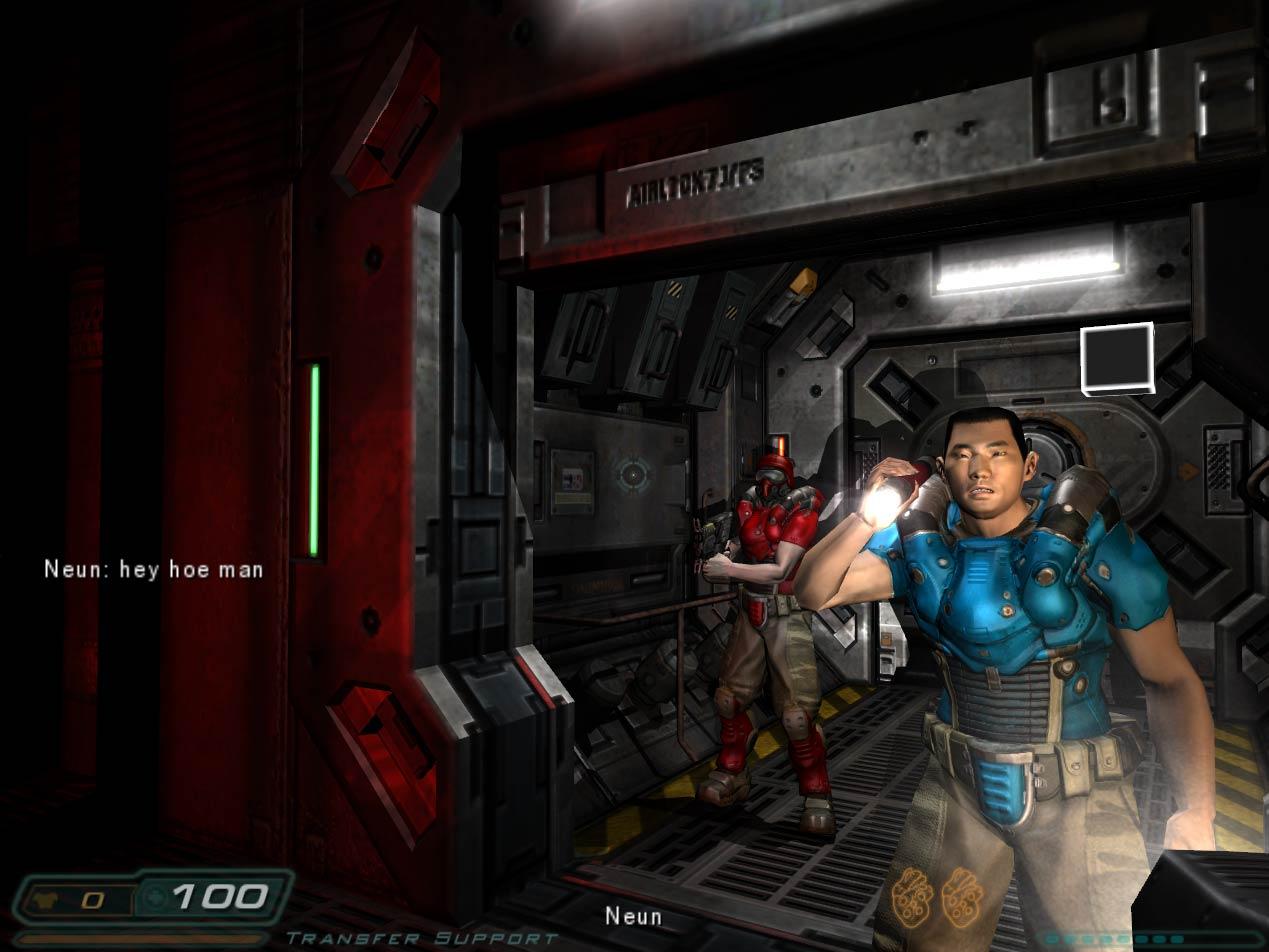 Doom 3 кооперативный мод скачать