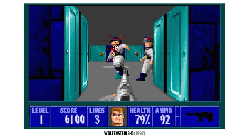 Wolfenstein 3D Game Free Download For Pc